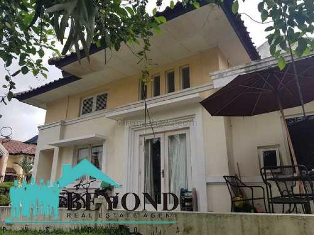Rumah bagus mantap siap huni di wangsa kencana, kota baru parahyangan, bandung barat,  Bandung, Kota Baru Parahyangan, Bandung