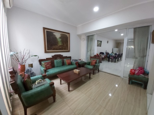 JARANG ADA ! dePARK LT 300 sdh renov. HADAP JALUR TAMAN ! BEST DEAL, BSD De Park, Tangerang