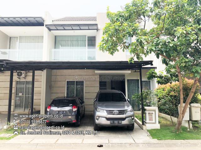 Rumah Bagus Dalam Komplek Elit Citra Grand City Palembang, Alang Alang Lebar, Palembang