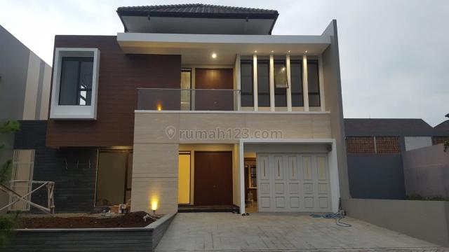 Rumah Kota Baru Parahyangan (KBP) Tatar Rambut Kasih, Padalarang, Bandung