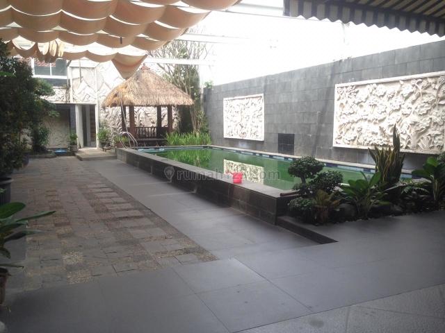 Rumah Lux Lokasi Ramai di Pajajaran, Pajajaran, Bandung