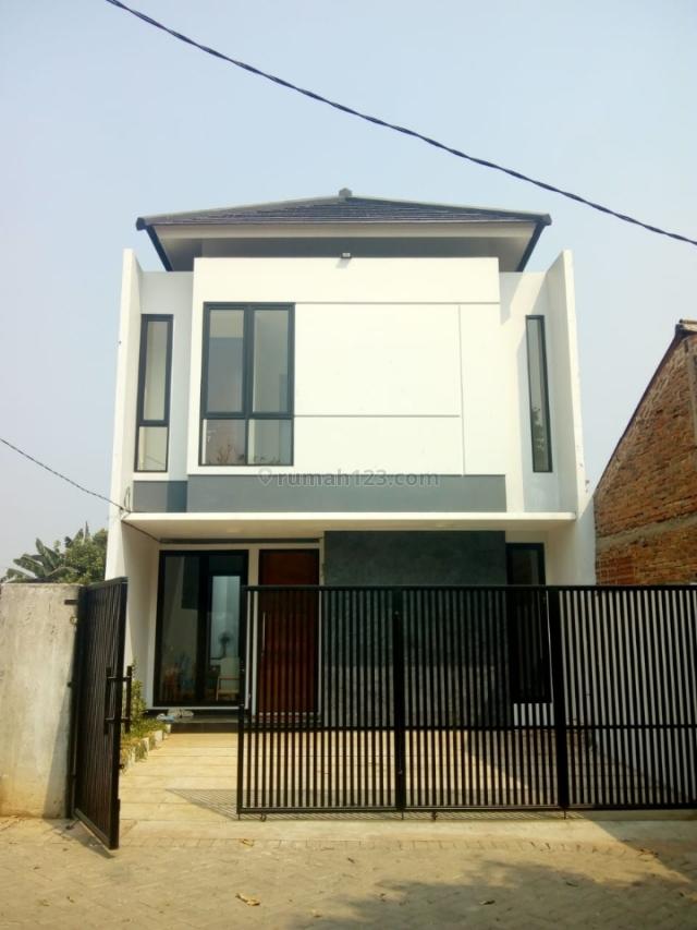Rumah mewah 2lantai di jatiasih bekasi, Jati Luhur, Bekasi