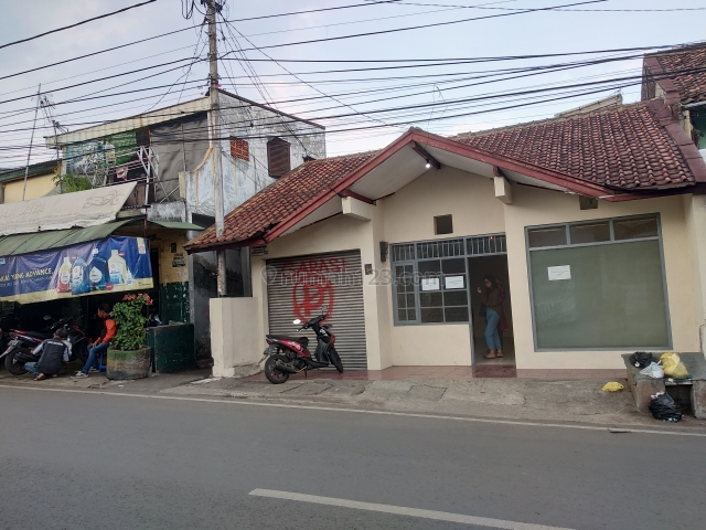 Rumah Mainroad Cikutra Dekat Borma, Cocok Untuk Usaha, Bandung, Cikutra, Bandung