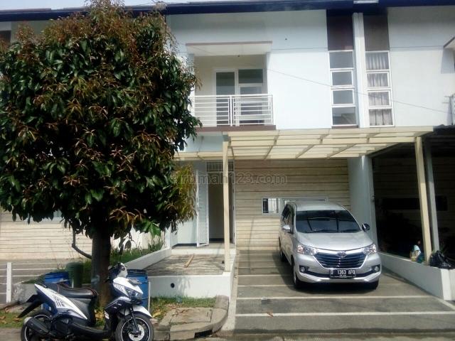 rumah tki 5 sommerville 2lantai, Taman Kopo Indah, Bandung