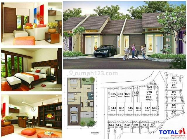 PROMO rumah murah di denpasar barat dekat kerobokan, gatsu, unit terbatas, Denpasar Barat, Denpasar