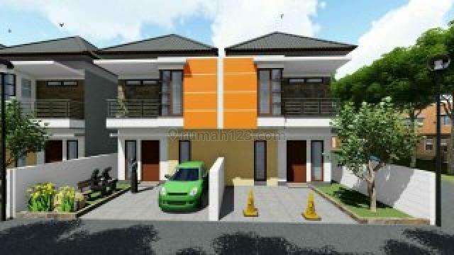 Rumah Syariah 2 Lantai Konsep Green Building Murah di Mustika Sari Bekasi Timur Kota Bekasi, Mustikasari, Bekasi