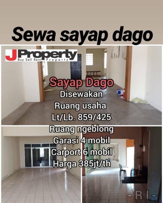 rumah sayap dago bandung, Dago, Bandung