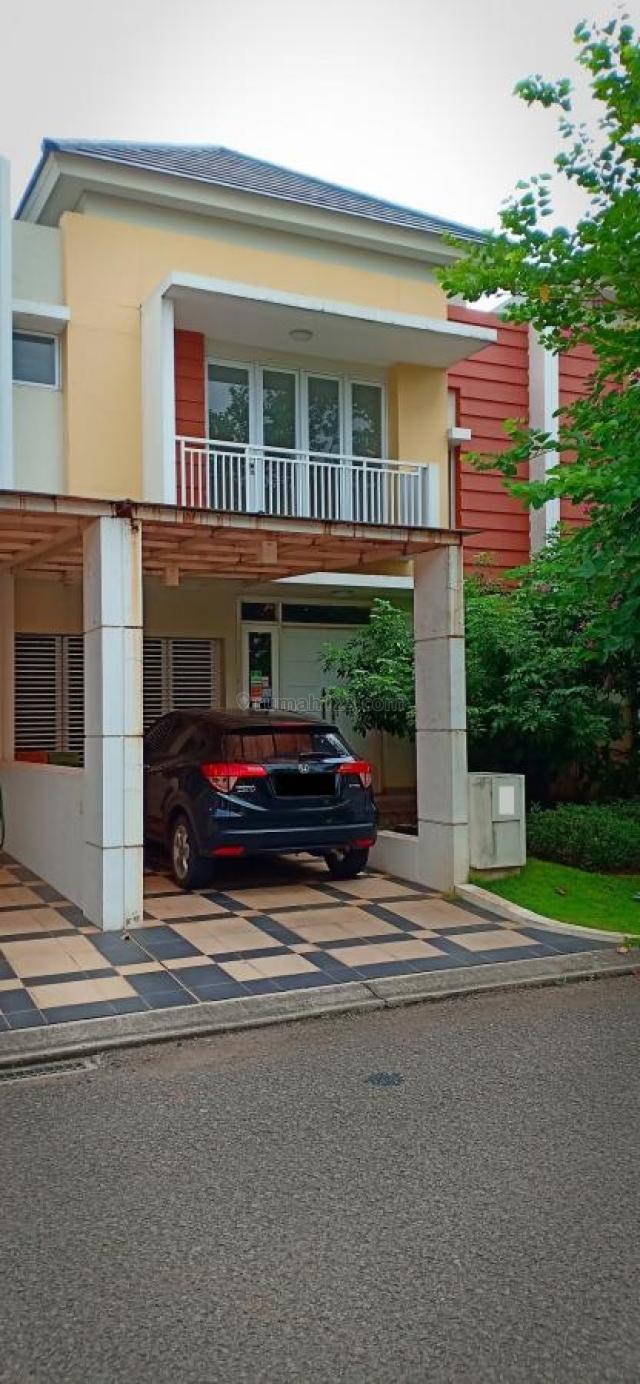 Rumah tipe standard L8 di cluster Bluebell summarecon, Bekasi Utara, Bekasi