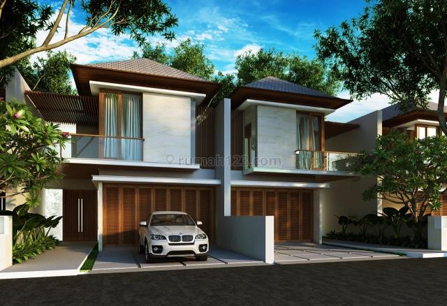 Rumah Baru Setrasari Kulon, Setra Sari, Bandung