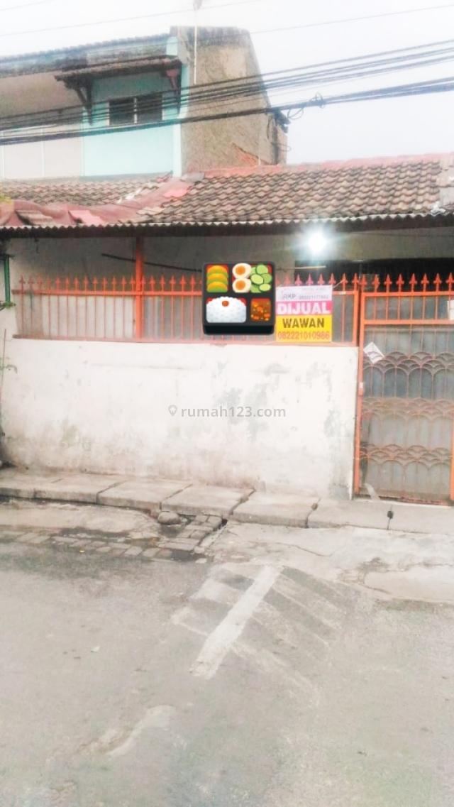 RUMAH MURAH Poris Cipondoh Makmur bisa dagang, Cipondoh, Tangerang