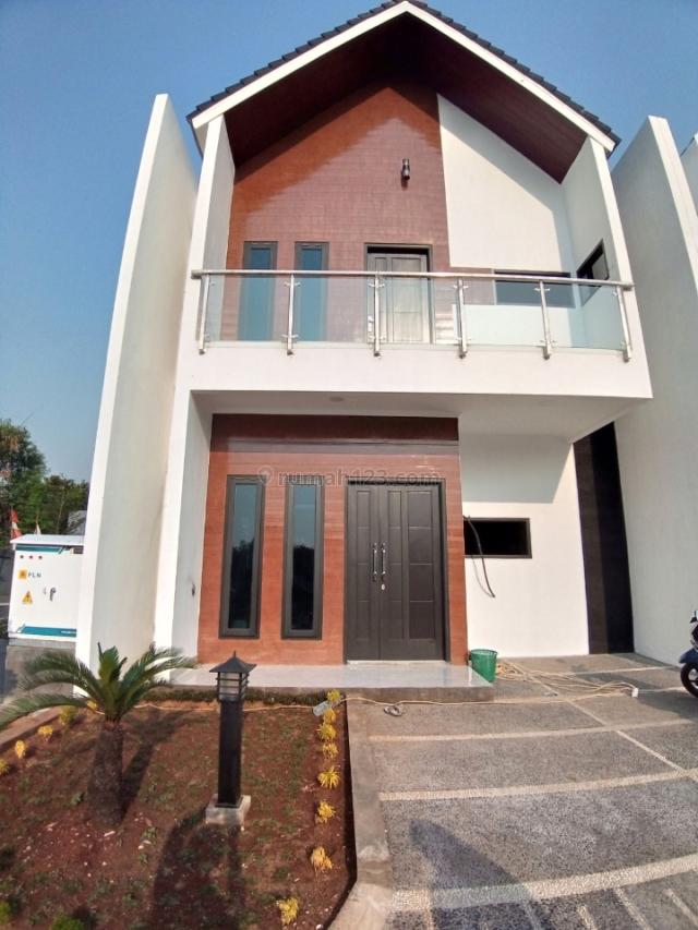 Rumah 2 lantai fasilitas exclusive harga kompetitif, Jatiwaringin, Bekasi