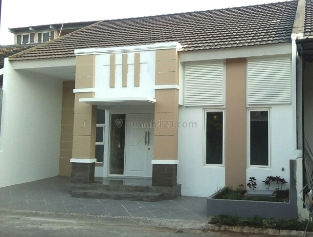 RUMAH BARU SIAP HUNI DI PERUM CITY PARK, Kalicari, Semarang