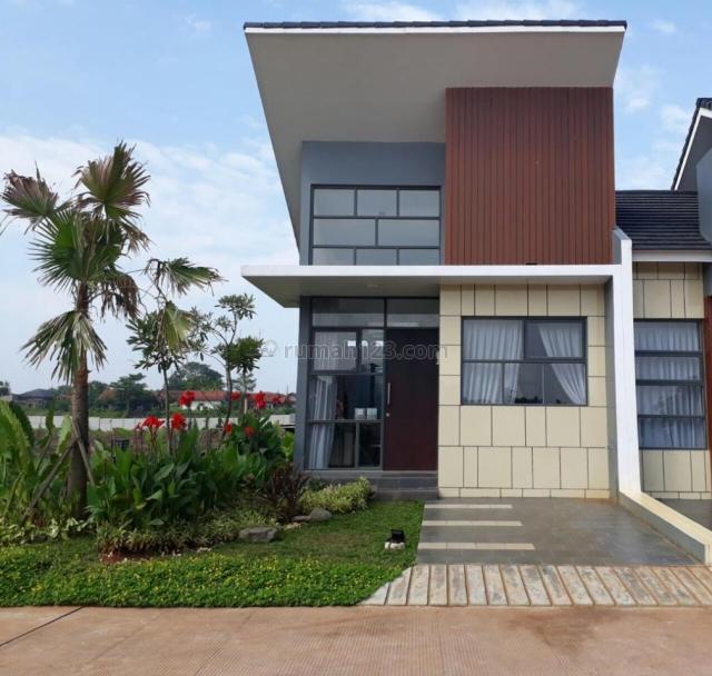 Golden Park 3 Rumah Mewah di serpong, Cisauk, Tangerang