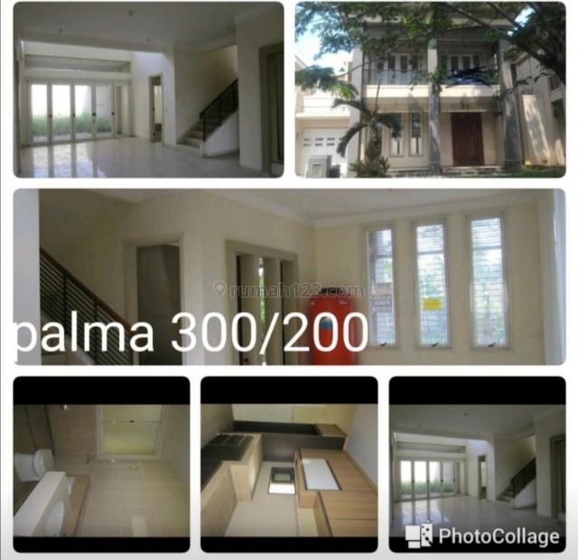 rumah cantik asri murah besar di stra palma Alam sutra tangerang hub 0811146627, Alam Sutera, Tangerang