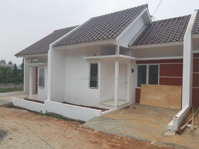 Rumah tanpa DP di BSD, Cisauk, Tangerang