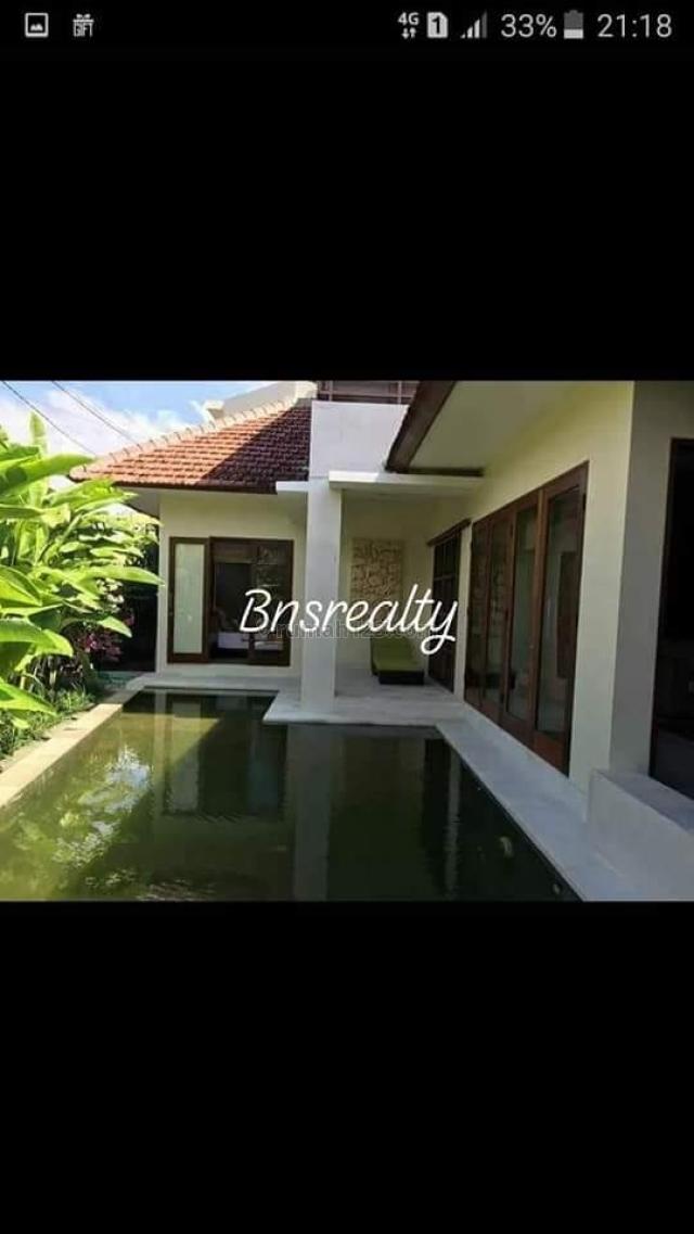 Villa Lokasi Sanur, Sanur, Denpasar