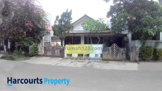 Rumah Tua Hitung Tanah @Gandaria, Kebayoran Baru, Kebayoran Baru, Jakarta Selatan