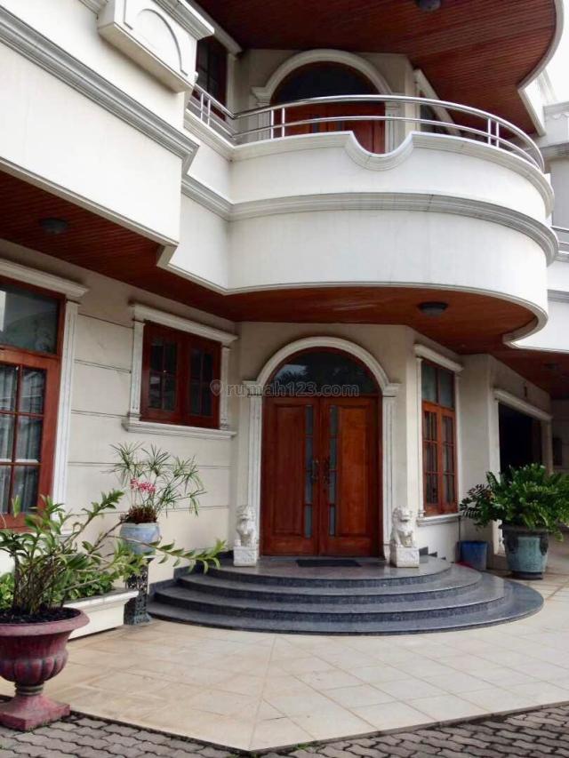 Rumah Pinisi indah PIK, Pantai Indah Kapuk, Jakarta Utara