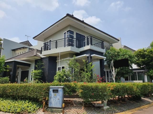 Rumah Hoek Murah Di puri Bintaro jaya  sektor 9, Bintaro, Jakarta Selatan