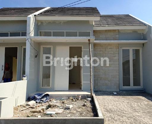 Rumah Gress Dan murah di MAHARAJA Residence Menganti, Menganti, Surabaya