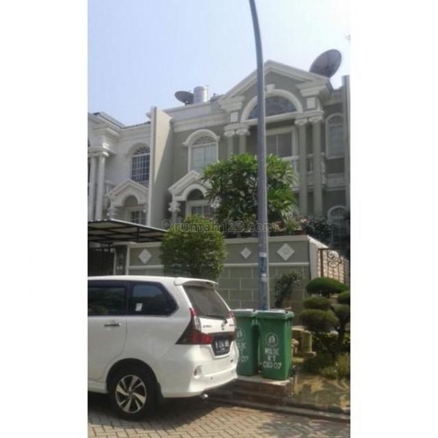 Rumah Pantai Indah Kapuk uk 212m2 4BR Siap Huni, Pantai Indah Kapuk, Jakarta Utara