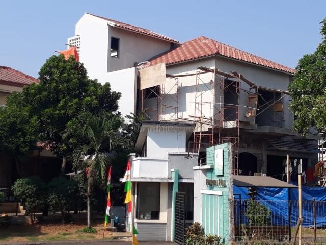 rumah baru, BSD Puspita Loka, Tangerang