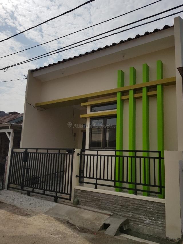 Rumah baru Renov siap huni. 3KT, Gading Serpong, Tangerang