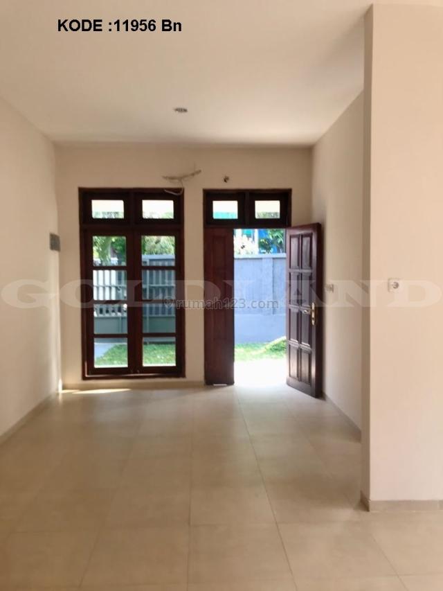 KODE :11956(Bn) Rumah Kayu Putih, Luas 10x17,8 Meter, Kayu Putih, Jakarta Timur