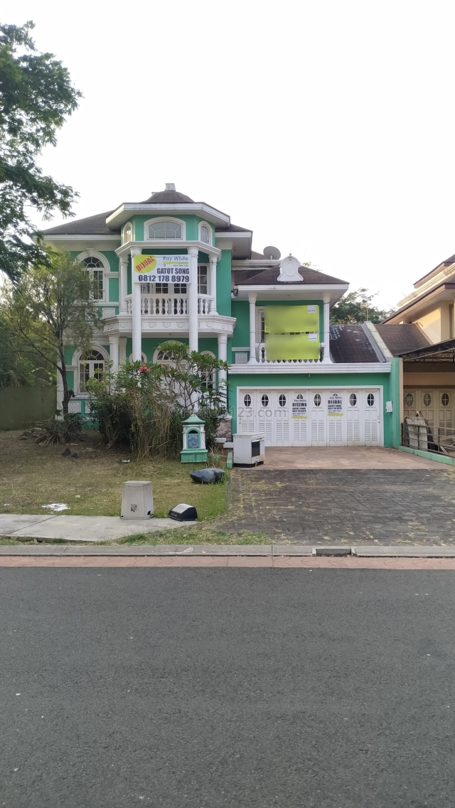 SUPER MEWAH Rumah dikawasan Elite Victoria River Park BSD City, BSD City, Tangerang