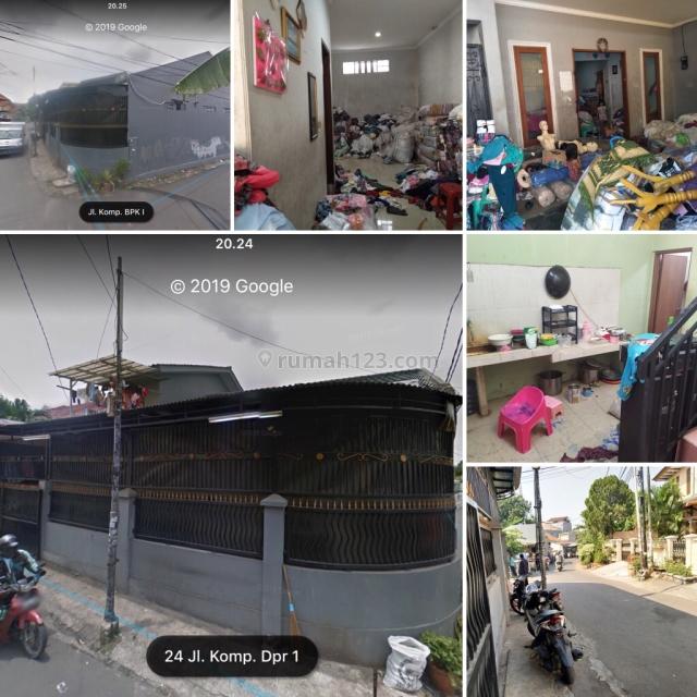 Rumah Komplek BPK I Kebon Jeruk Jakarta Barat LT 198 LB 200 BAGUS SIAP HUNI, Kebon Jeruk, Jakarta Barat