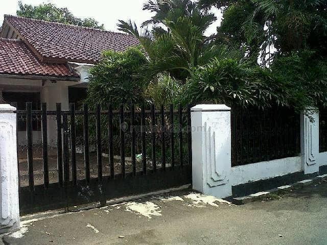 (NE2755-DK) Rumah Bagus 1 Lantai, Luas Tanah 554m2 di Kemanggisan, Kemanggisan, Jakarta Barat