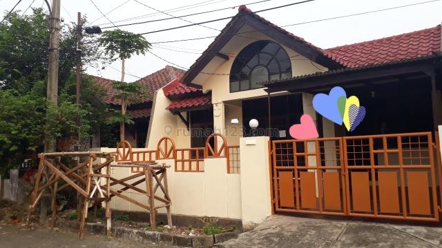 rumah rapi n bersih, BSD Villa Melati Mas, Tangerang