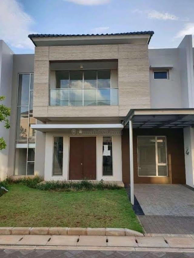 Rumah Golf Island uk8x20 TERMURAH tipe palm (FULL BANGUNAN), Pantai Indah Kapuk, Jakarta Utara