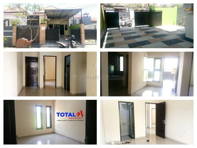 HOUSE , Rumah minimalis tipe 80/125 di Tukad Badung, Sidakarya, dkt Renon, Sanur, Denpasar Selatan, Sidakarya, Denpasar