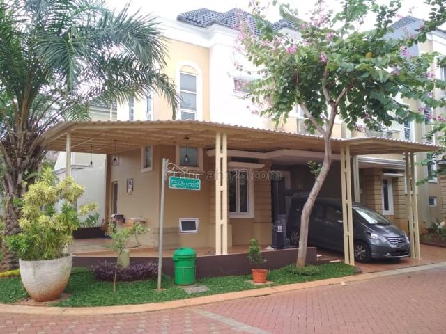 Rumah 2lt hook cluster samara village paramount serpong, Gading Serpong Samara Village, Tangerang