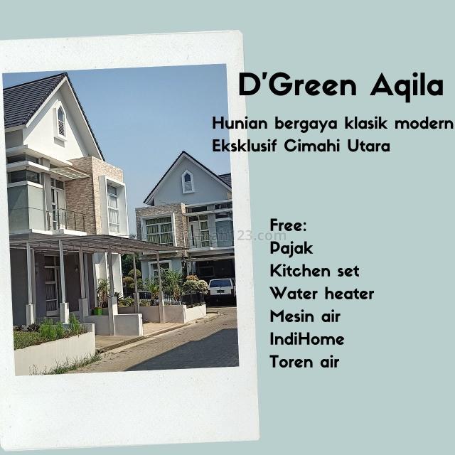 DISKON 50 jt!!! Rumah Banjir BONUS, Cimahi Utara Jl. Kol. Masturi Info Promo Hub. Chandra 087822273389 (Chandra Property), Cisarua, Bandung