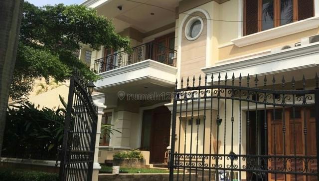 Rumah Mewah Pondok Indah 5BR Siap Huni Swimming Pool, Pondok Indah, Jakarta Selatan