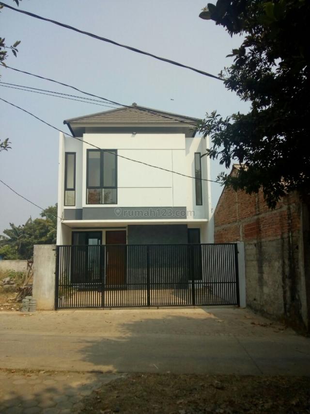 Rumah Baru kokoh di Jatiasih Bekasi, Jatikarya, Bekasi