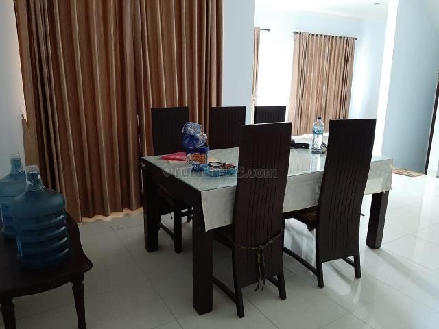 Rumah Cluster Emerald Bintaro Semi Furnished Harga net Terjangkau, Pondok Aren, Tangerang
