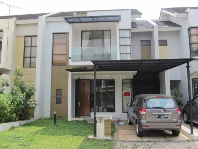 Rumah Hunian BSD Foresta Albera, BSD Foresta, Tangerang