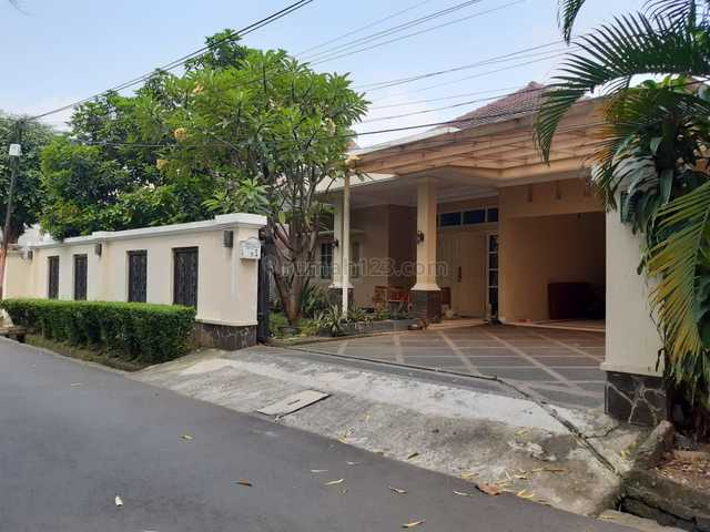Cipete, Rumah Tua Dekat Kemang Village, Cipete, Jakarta Selatan