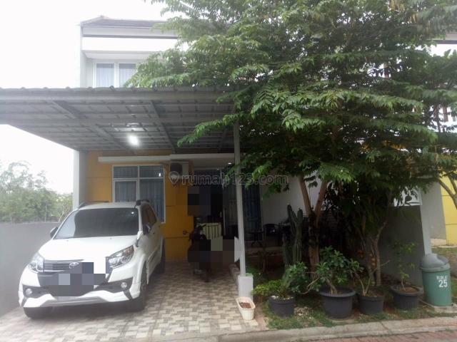 Rumah Bagus Di Serpong Lagoon Siap Huni (YN), Serpong, Tangerang