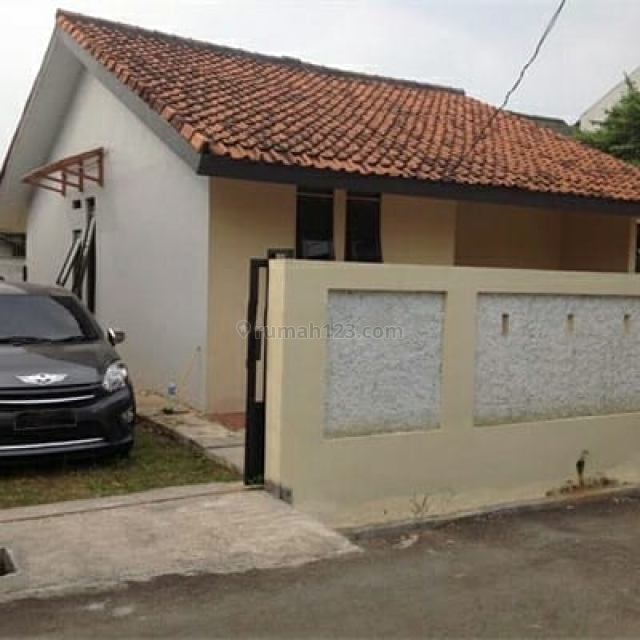 Rumah Second Terawat Di Jaka Setia Bekasi, Jaka Setia, Bekasi