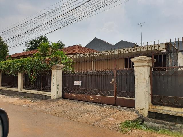 rumah huk bisa gudang, Pulo Asem, Jakarta Timur