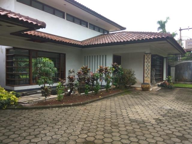 Rumah murah lingkungan sejuk harga istimewa, Cilandak, Jakarta Selatan