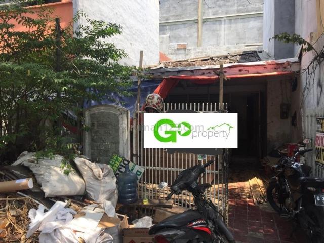 Rumah Tua Pluit Murni Murah, Pluit, Jakarta Utara