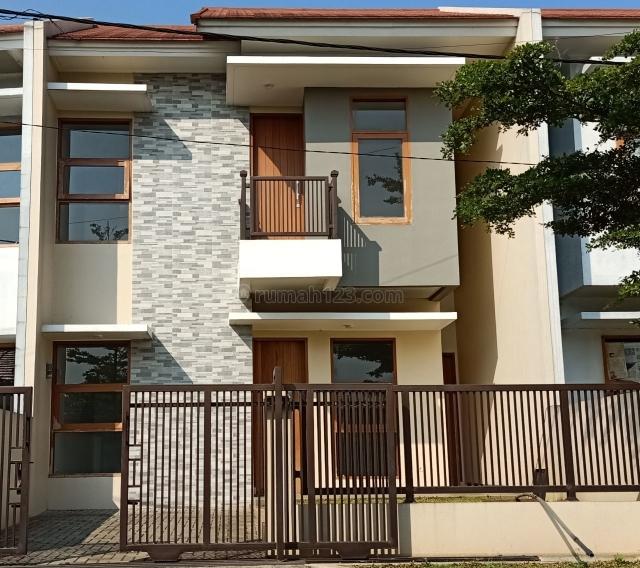 rumah exclusive ready stok lingkungan asri dekat arcamanik antapani, Antapani, Bandung
