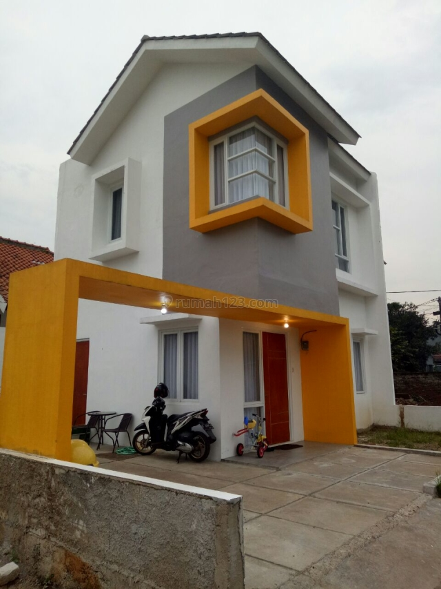 Promo DP 60 juta ALL IN rumah 2 lantai exclusive di buah batu bandung, Buah Batu, Bandung