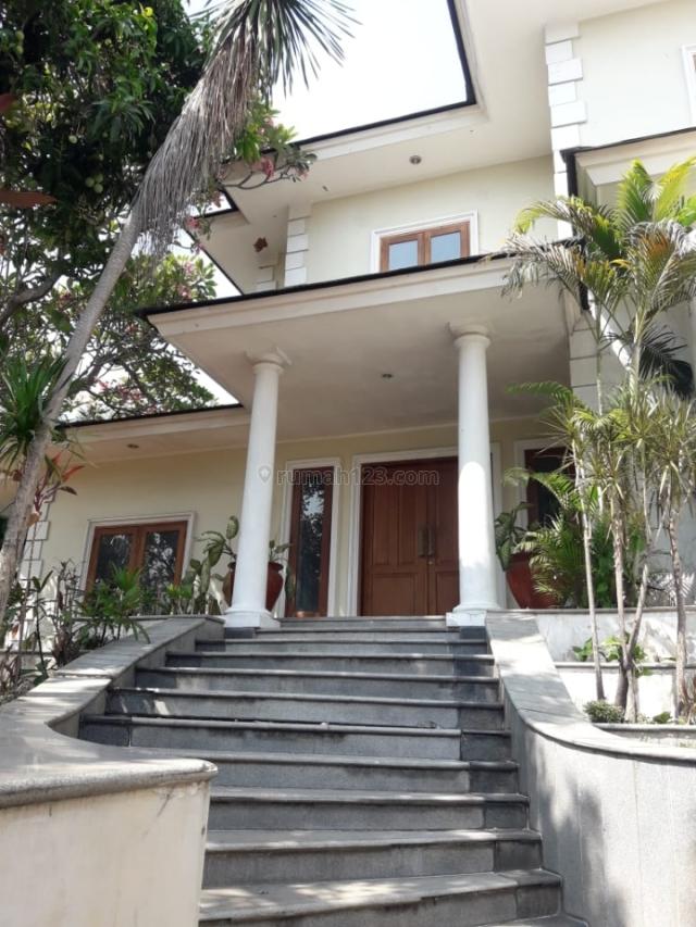 Rumah wow keren di pondok indah, Pondok Indah, Jakarta Selatan