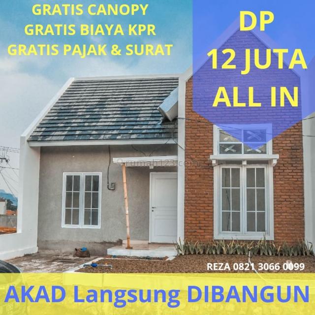 MANTAP! DP 12 Juta Dapat Rumah BAGUS Banyak BONUS di Bandung Utara Dekat Tol Padalarang., Cimahi, Bandung
